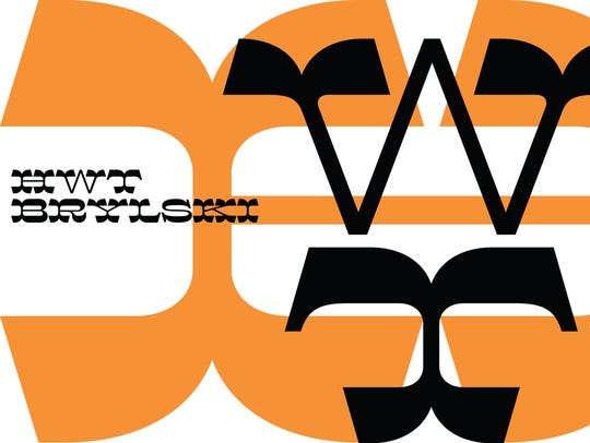 "The Hamilton Wood Type Legacy Project typeface ""HWT"