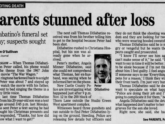 Clippings from The News Journal