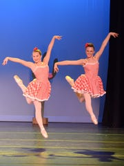 """""""Fairy Tales & Fables"""" will be performed Sunday afternoon at the Paramount Theatre by Abilene Ballet Theatre."""