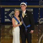 Anna Degarmo and Dominic Villareal were named the Chillicothe High School Prom Queen and King on Saturday during the Grand March at the high school.