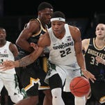 MSU's Miles Bridges out 'a couple weeks' with injury