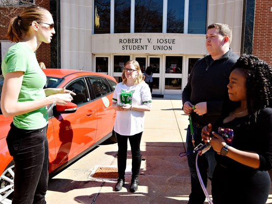 York College partners with Zipcar