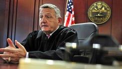 Nashville General Sessions Judge Casey Moreland was