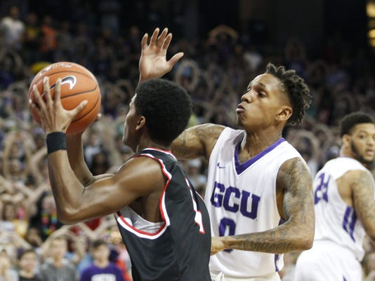 GCU basketball vs Seattle University