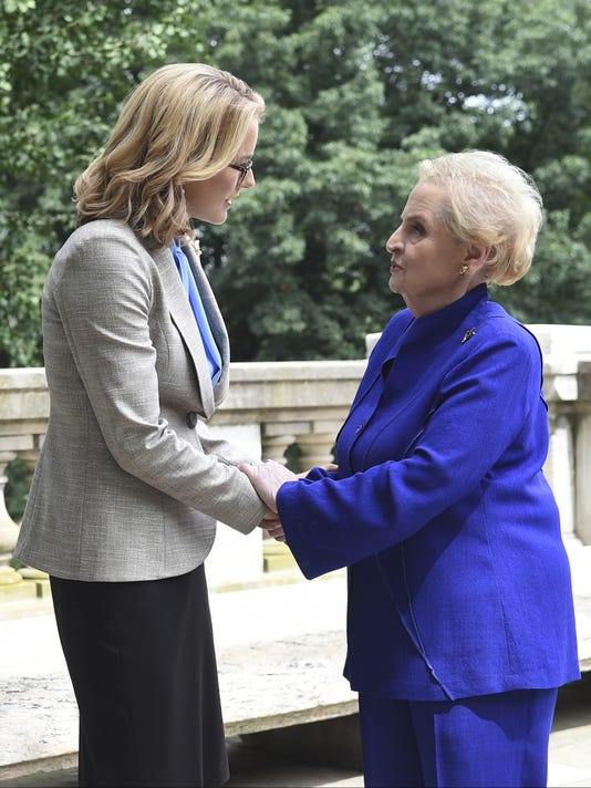 Madam Secretary Tea Leoni Madeleine Albright