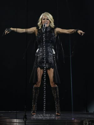 Carrie Underwood set the bar high with her in the round tour that sold out the Resch Center in May.
