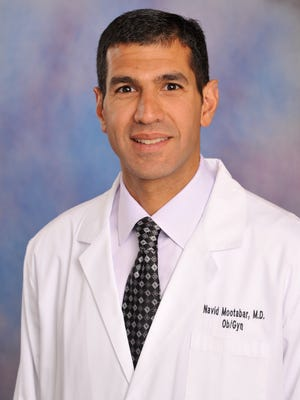Dr. Navid Mootabar is chief of obstetrics and gynecology at Northern Westchester Hospital.