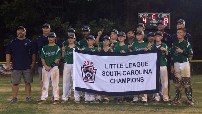 Northwood is within one victory of the Little League Baseball World Series.