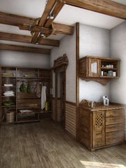 Stripping away the need for fancy flourishes or decor for decor's sake, farmhouse style gets at the root of function.