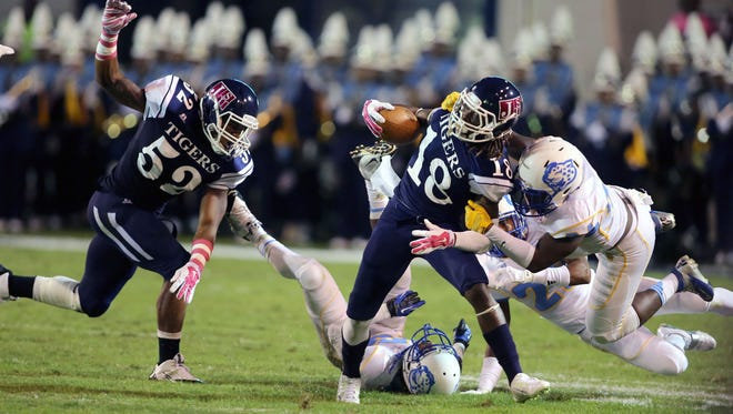 Jackson State will aim to turn the tables on Southern, which has beaten the Tigers in its past two meetings.