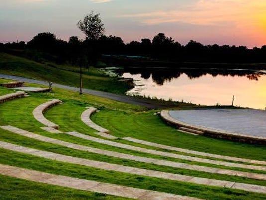 Norton Commons Amphitheater