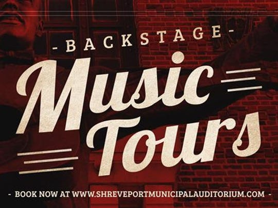 event-Backstage tour
