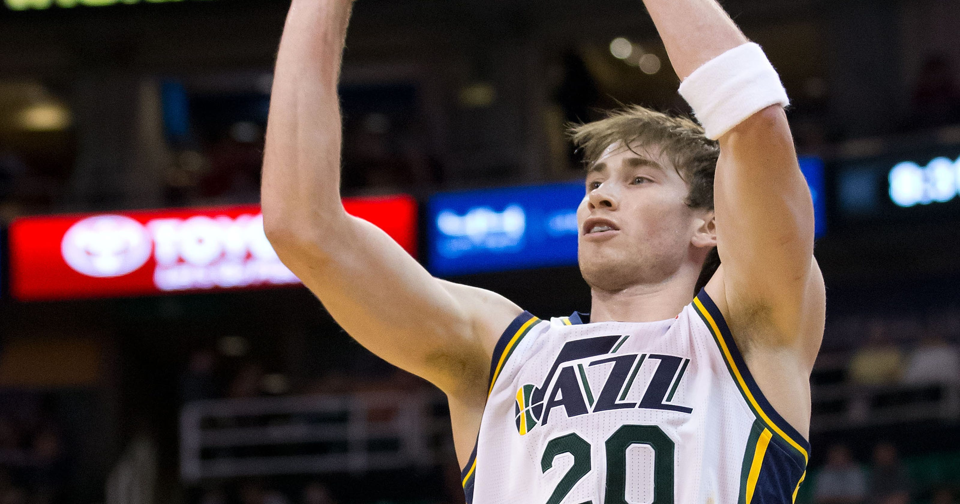 c2652814ce4 Jazz drop Rockets for first back-to-back wins