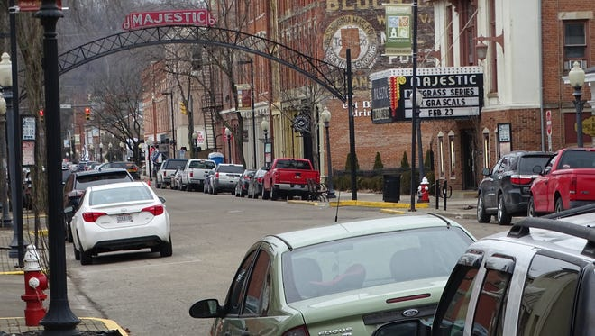 A study conducted by the city's Engineering Department is being reviewed now to determine whether the logistics and cost of converting 2nd Street through downtown from one-way traffic to two-way traffic is the right move in the future.