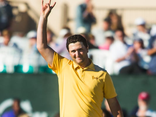 PGA: Waste Management Phoenix Open-Final Round