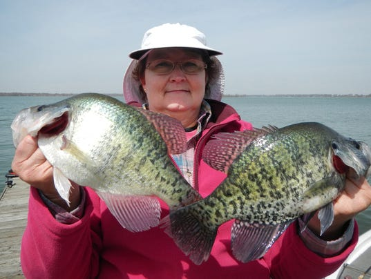 Southwest mississippi hotspots for spring fishing for Crappie fishing in mississippi