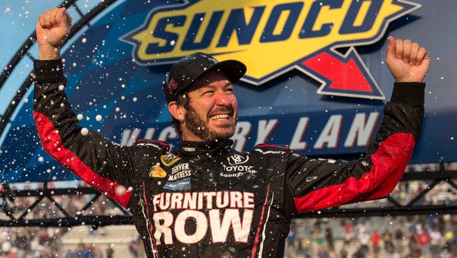 As strong as the Toyota drivers have been, it is Martin Truex Jr. who has broken from the pack early in the Chase.