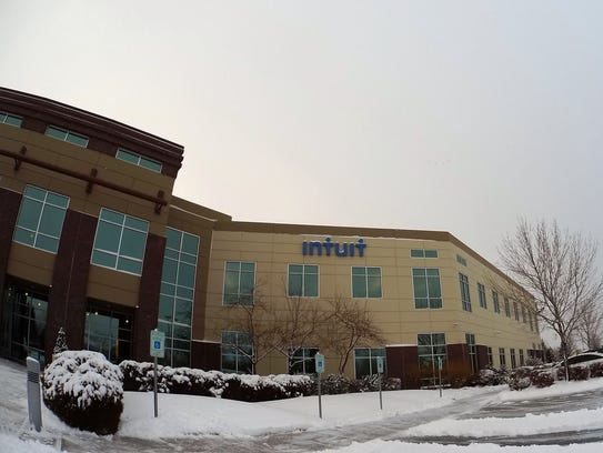 Intuit offices at 6888 Sierra Center Pkwy, Reno, NV