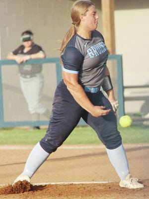 Senior Sydney Price should contribute in all phases of the game in Bartlesville High School's varsity softball season Mike Tupa/Examiner-Enterprise