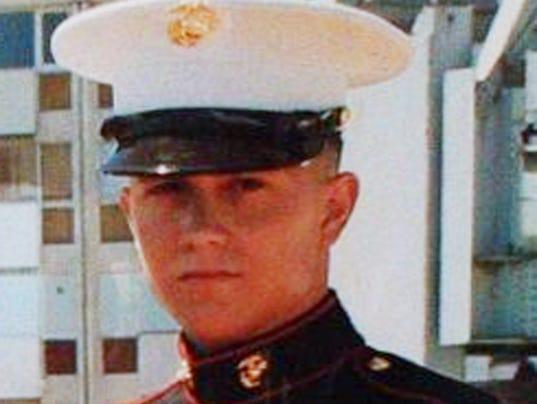 AP US Marines Missing Heart