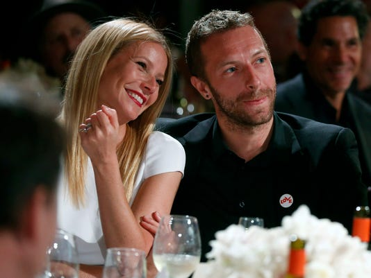 AP PALTROW-MARTIN DIVORCE A FILE ENT USA CA