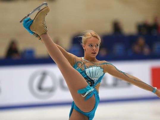 Russian Teen Anna Doing Hot 120