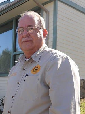 Swain County Sheriff Curtis Cochran
