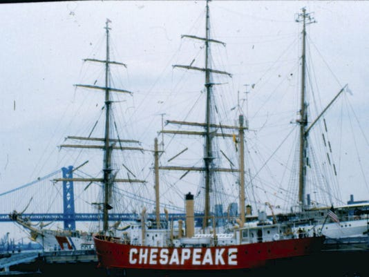 """Beth Ney of Dover Twp writes, """"The Chesapeake, front and center, a familiar sight in the Inner Harbor, Baltimore"""""""