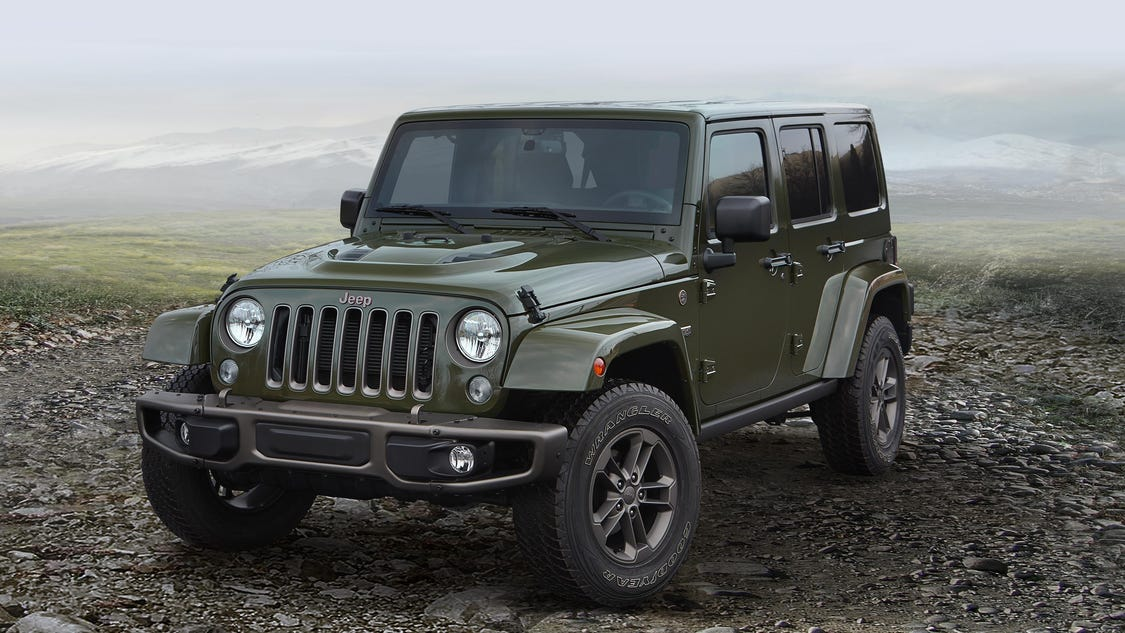 Fiat Chrysler launches Jeep as luxury SUV brand in India