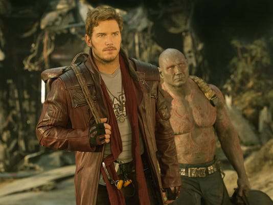 Quill Drax GOTG2 exclusive