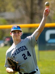 Richardson, a 6-foot-2, 195-pound outfield/pitching