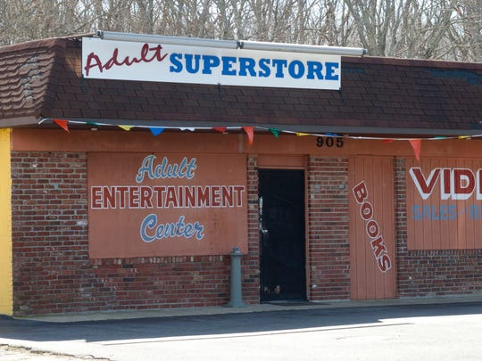 The Fantasy World Adult Superstore in Stafford, N.J., remains up for sale after local residents were unable to raise the $275,000 asking price for the property.