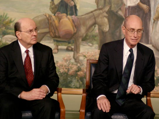 Apostle vacancies could mean shift in LDS leadership