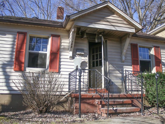 A fire started in a Riverview Drive home, rented by