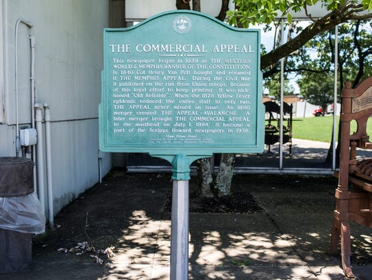 June 19, 2017 - The Commercial Appeal will sell its
