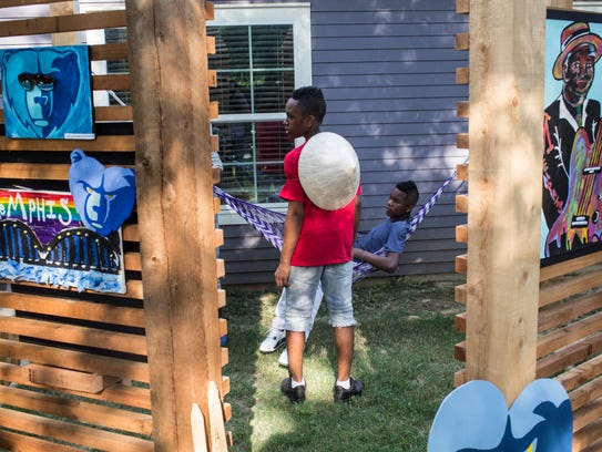 Carpenter Art Garden Celebrates Five Years With Block Party