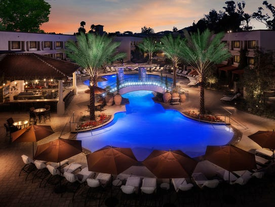 The Scottsdale Resort at McCormick Ranch.