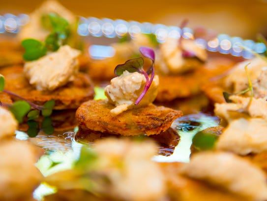 Local chefs and caterers can cook for you