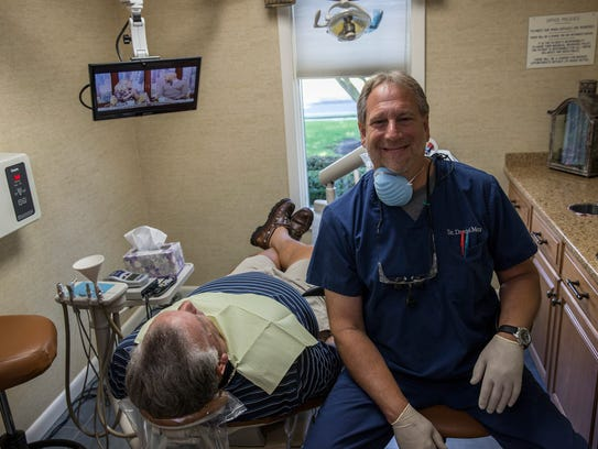 Pt Pleasant Dentist Helps Teeth With Hands