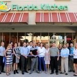 The Sanibel & Captiva Islands Chamber of Commerce had a ribbon-cutting to welcome Bleu Rendez Vous French Bistro.
