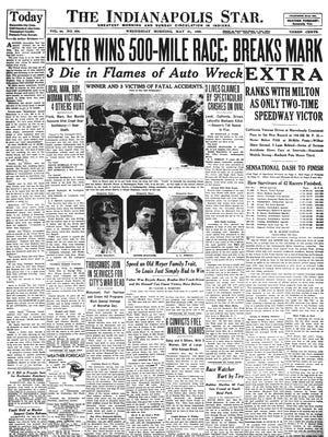 May 31, 1933 Indianapolis Star