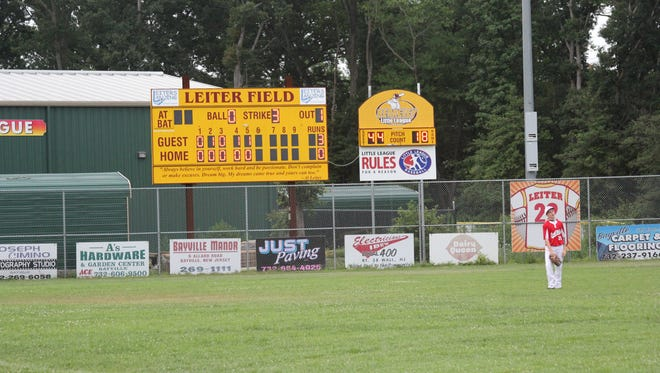 Games continue at Berkeley Little League on Friday.