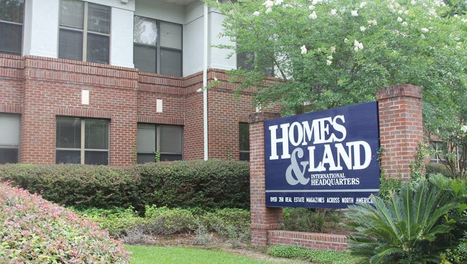 The Homes & Land office on East Park Avenue.