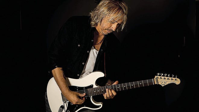 Paul Nelson, the former guitarist of Johnny Winter, performs May 12 at South Street in Naples.
