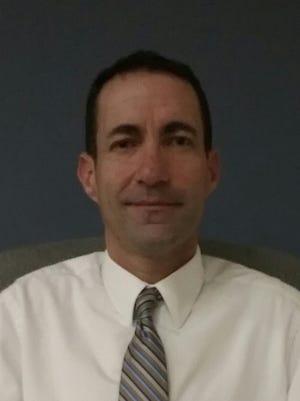 Heath Talhelm, member of Chamberburg Borough Council, is seeking re-election in 2017.