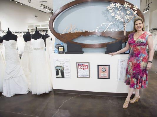 Almond Tree Wedding Boutique