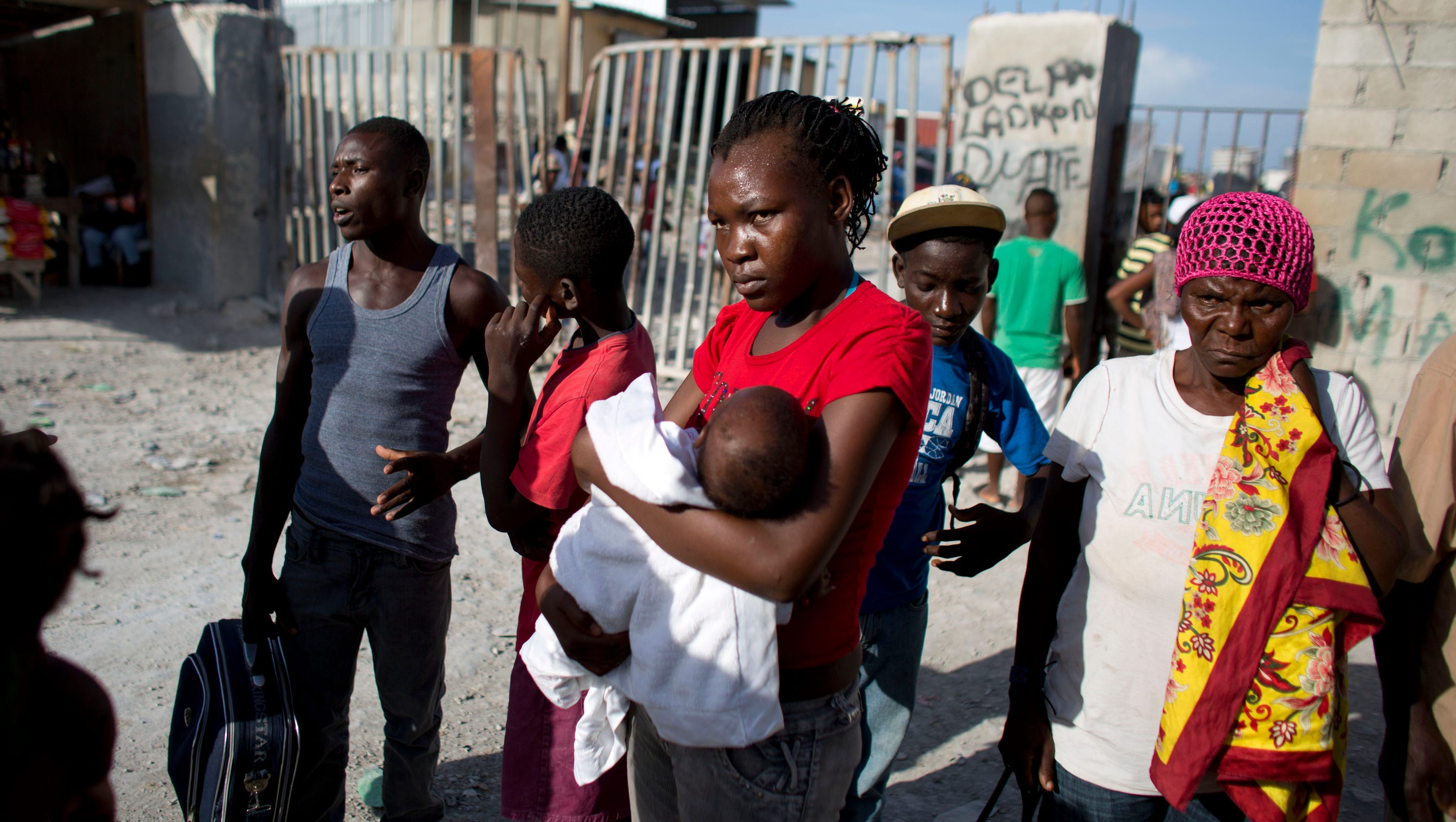 Dominicans Of Haitian Descent Fear Racism Will Fuel