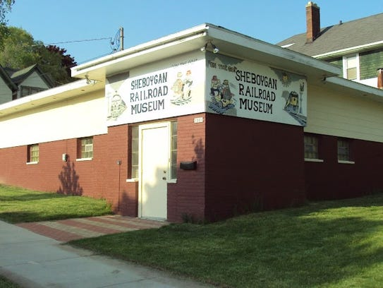 The Sheboygan Railroad Museum will host an open house