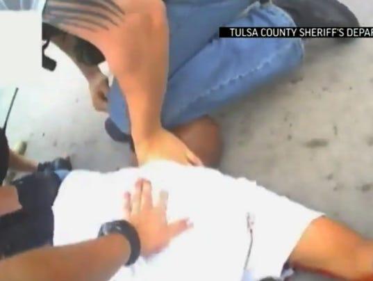 AP KILLINGS BY POLICE OKLAHOMA A USA OK