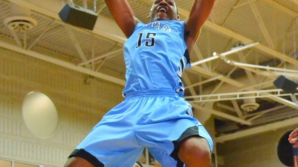 5-star center prospect Austin Wiley from Spain Park High School in Birmingham committed to Auburn on Sept. 26.